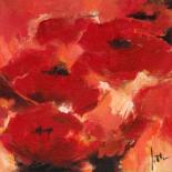 Abstract Flowers II - Jettie Roseboom