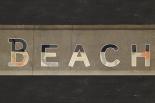 Beach II - Anne Waltz