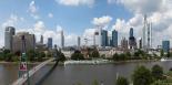 Skyline Frankfurt Panorama