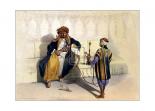 Arab Sheikh Smoking