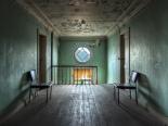 House Dacca-acrylic - Ivo Sneeuw