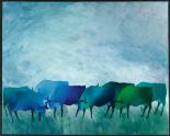 Cows I - Gisela Funke