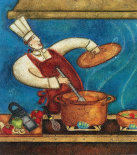 The Bouillabaisse Chef