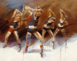Dance up - Kitty Meijering