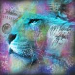 Lion II - Mascha de Haas