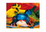 Das blaue Pferdchen