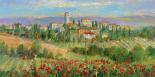 Tuscan Spring I