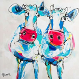 we are in love…. - Art Fiore