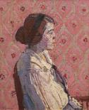 A Portrait In Profile