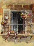Balcony IV - Willem Haenraets