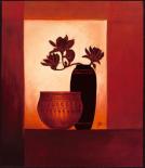 Black Vase II - Jettie Roseboom