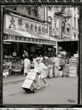 New York Chinatown the Morning