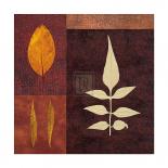 Amber Leaves II