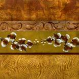 Golden Orchid Swirl