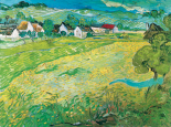 Sonnige Wiese bei Auvers, 1890