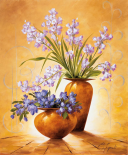 Italian Flowers IV