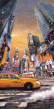 Times Square Perspective I