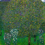 Roses Under Trees 1904
