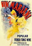 Vin Mariani/Popular French Tonic Wine
