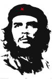 Che Guevara - bw