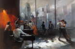 Room with a View II - Willem Haenraets