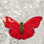 Red Butterfly I