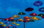 Umbrella-acrylic