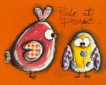 Poule et Poulet