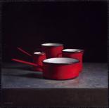 Pots and pans I - Jos Van Riswick
