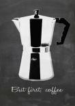 But first coffee I - Anne Waltz