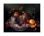 Still Life with Fruit I