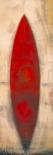 Triptyque rouge II