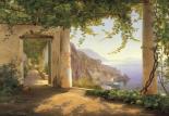 View to the Amalfi Coast - ohne Rand