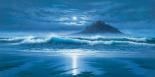 Moonlit St Michaels Mount