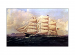 Clipper Ship 'Ontario'