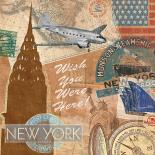 Destination, New York