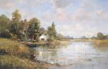 Aan de Waterkant IV - Rob De Haan