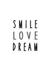 Smile love dream - Anne Waltz