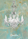 Chandelier - Anne Waltz