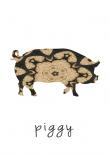 Piggy I - Anne Waltz