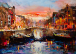 Dutch City II - Willem Haenraets