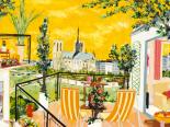 Terrasse de Paris