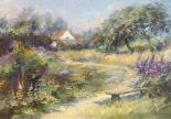 Le jardin du peintre