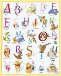 Winnie The Pooh - Alphabet