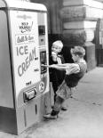 Walls Ice Cream from Slot machine, Water