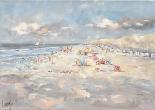 Beach in Europe - Nicole Laceur