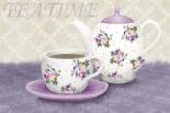 Teatime - Linda Wood