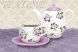 Teatime - Wood Linda