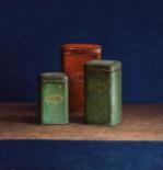 Tin Boxes I - Jos Van Riswick