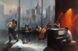 Room with a View I - Willem Haenraets